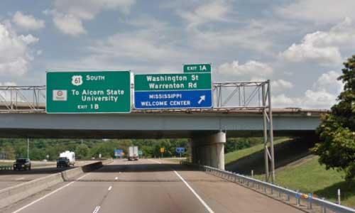 ms i20 rest area eastbound mile marker 1