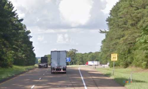 ms i55 rest area northbound mile marker 163