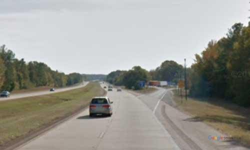 ms i55 rest area southbound mile marker 173